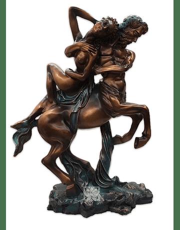 Figura Centauro al galope 17