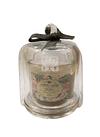 Vela Aromatica Surtida  Decorativas Vidrio Campana JI19-466