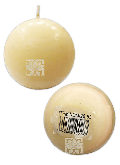 Vela Aromatica Esfera JI20-63