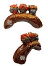 Figura Arcos trio de Buhos  JI16-215