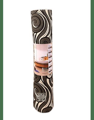 YOGA MAT MANDALA   173 x 61 cm  5mm