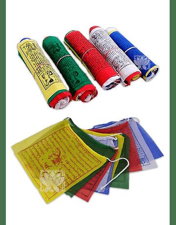 Banderas Tibetanas N°4  VDQ20-13