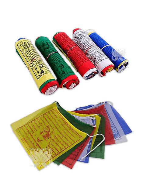 Banderas Tibetanas N°3  VDQ20-12