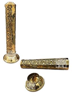 Porta Incienso de Metal Diseño VDQ20-1