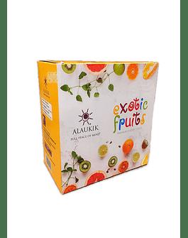 Incienso Alaukik Frutas Exoticas Dhoop 50Gr Naranja