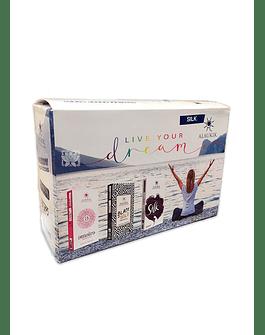 Incienso Alaukik Premium Dhoop 50Gr Silk