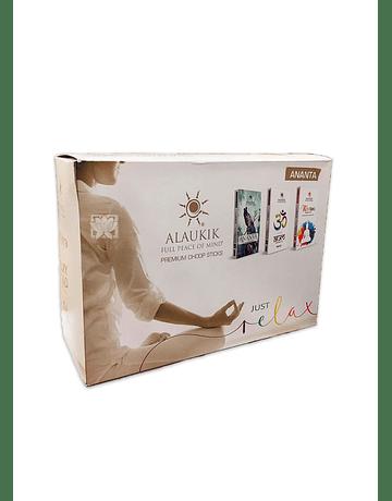 Incienso Alaukik Premium Dhoop 50Gr Ananta