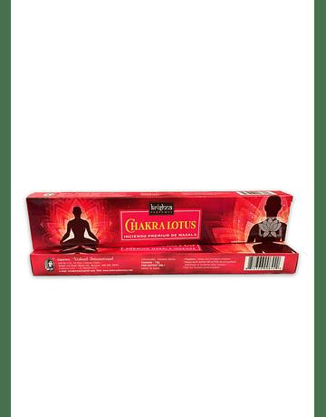 Incienso Krishna Premium Chakras Lotus