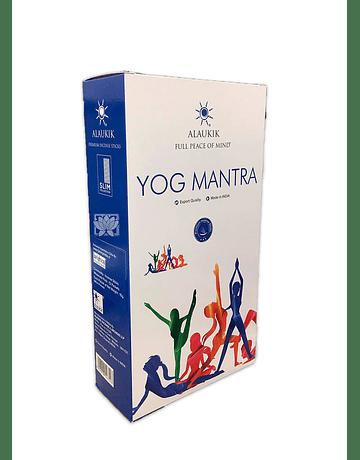 Incienso Alaukik  Slim  Yogamantra 15Gr