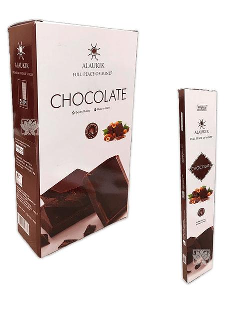 Incienso Alaukik  Slim  Chocolate  15Gr