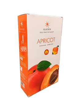 Incienso Alaukik  Slim  15Gr Apricot (Damasco)