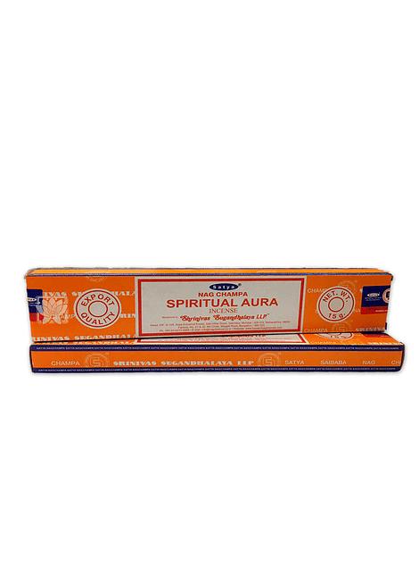 Incienso Satya Aura Espiritual 15 gr