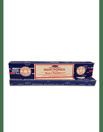 Incienso Satya Reiki 15 gm. 12 unidades