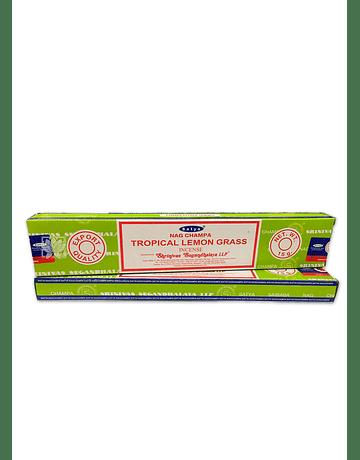 Incienso Satya Melisa (Lemon Grass) 15 gr