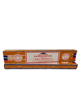 Incienso Satya Sandalwood 15 gm. 12 unidades.