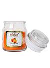 Vela Aromatica Frasco Krishna  Naranja 75grs