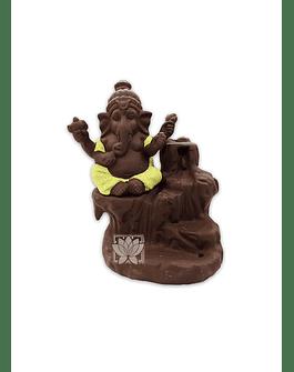 Cascada de Humo  Ganesh Verde Pistache  JI21-31
