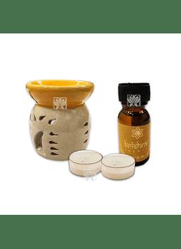 Set Difusor Coleccion Zen Sandalo y Iris
