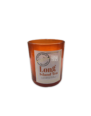 Vela Aromaticas Vidrio Long Island Tea CK-57