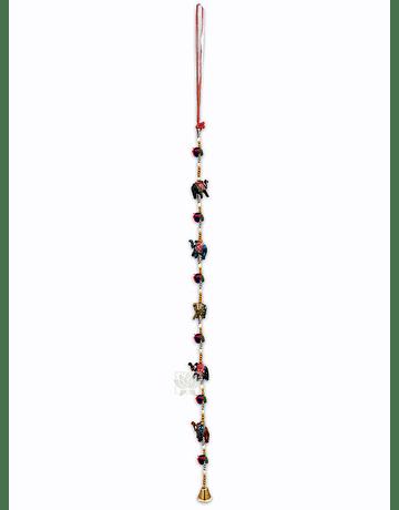 Colgante Eelefante  Pintados VDQ20-157