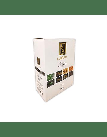 Incienso Zed Black Luxury Premium Especias Mix
