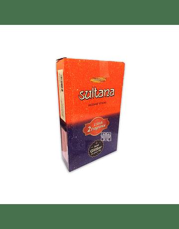 Inciensos  Sultana Mix Naranja  9