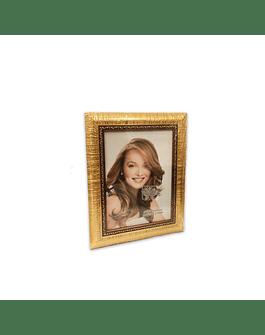 Porta Retrato   Dorado 15 x 20cm
