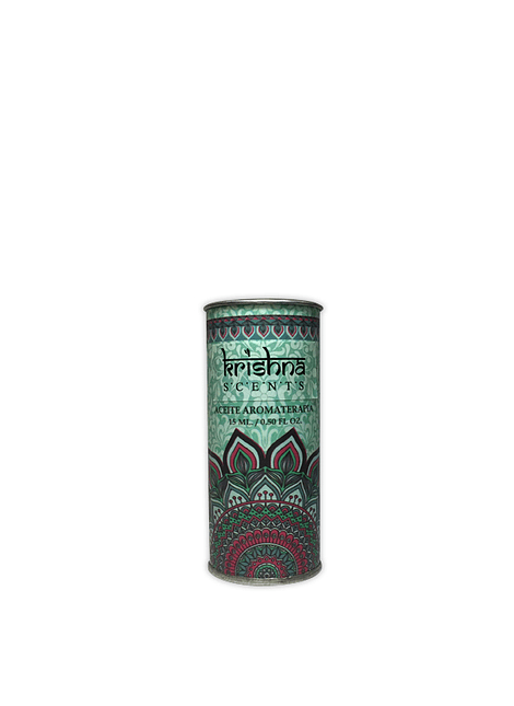 Aceite Esencial  Krishna Manzana Verde