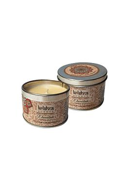 Velas Aromaticas Krishna Chocolate