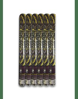 Incienso Krishna Chocolate Pack de 6