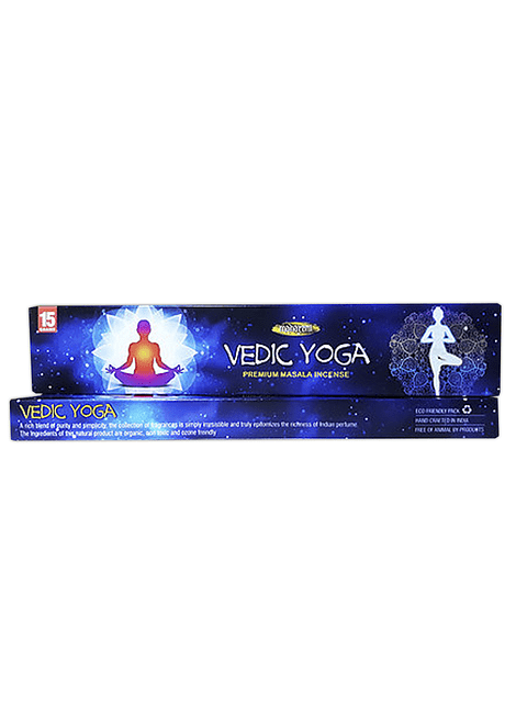 Incienso Vedic Yoga 12un.