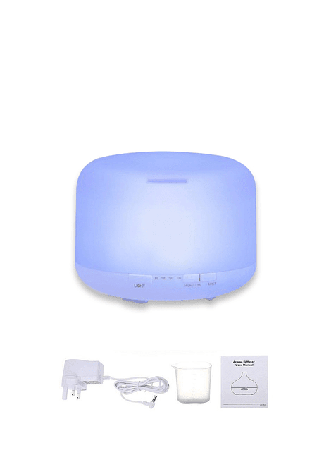 Difusor Ultrasónico Blanco