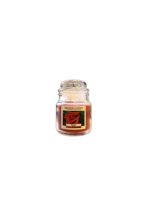 Vela Aromatica Rosa.