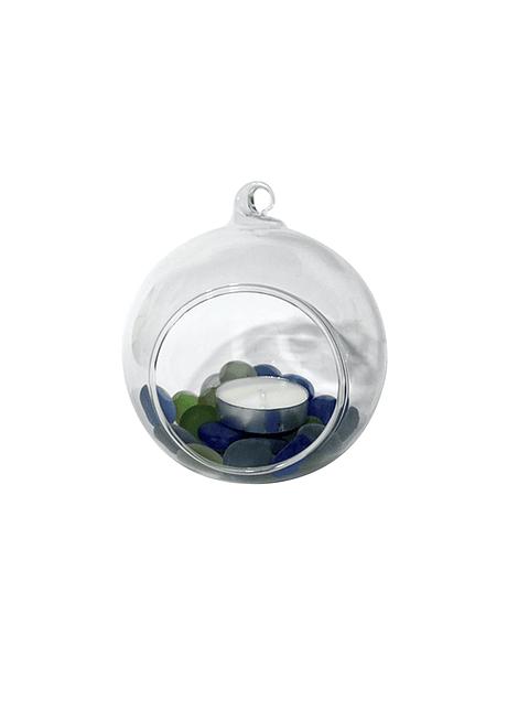 Esfera Porta Vela Tamaño Grande
