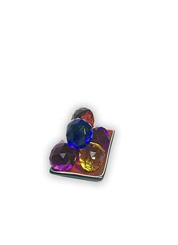 Prisma Transparente Color Pequeño