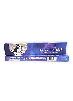 Incienso Nandita Fairy Dreams 12un