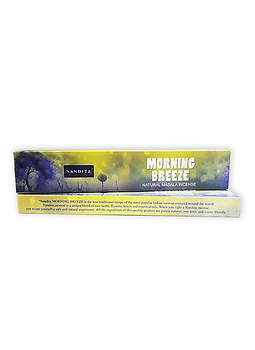 Incienso Nandita Morning Breeze 12 un