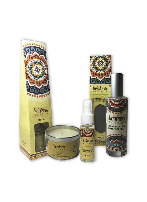 Pack De Aromaterapia Krishna Ruda.