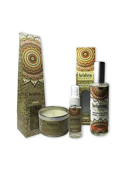 Pack De Aromaterapia Krishna Mirra.