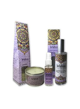 Pack De Aromaterapia Krishna Lavanda.