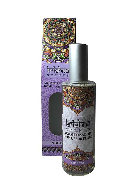 Aromatizador Krishna Violeta.