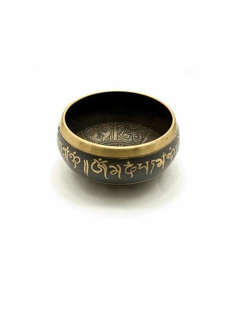 Cuenco Tibetano de 7 metales 14cm