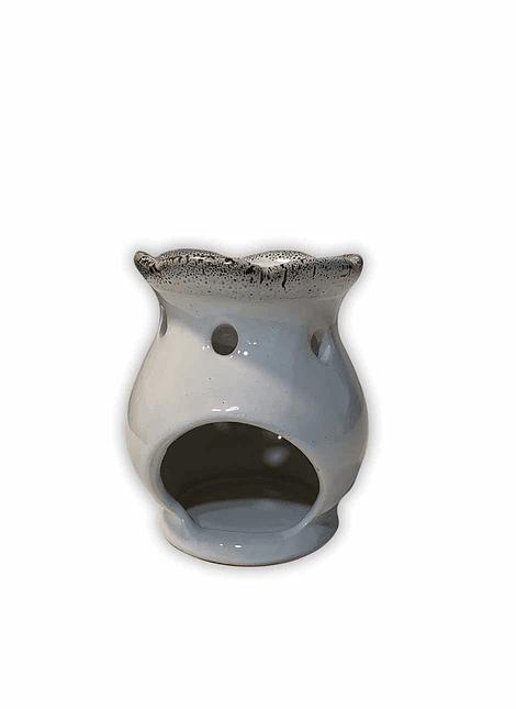 Difusor Ceramico Blanco