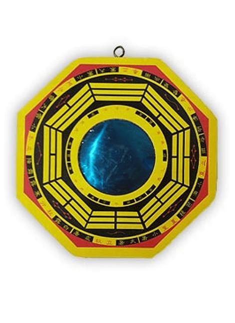 """Espejo Feng Shui  Convexo 5"""""""