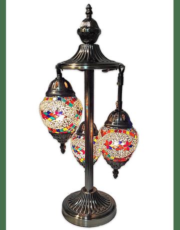 Lámpara de Cristal de Mosaico Grande 22