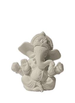 "Diosa Ganesh en Poliresina  3,5"""