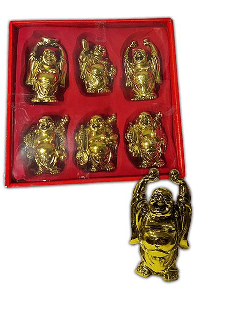 Set de Buda Grande 9Cm