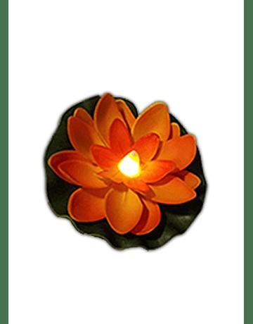 Flor de Loto c/ Luz