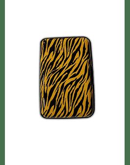 Porta Documentos de Diseño -Animal Print Tigre