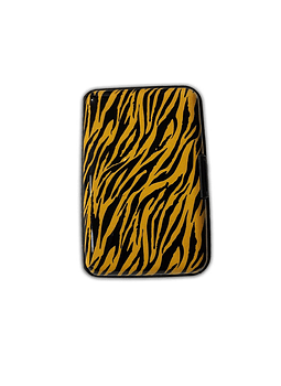 Porta Documentos de Diseño -Animal Print Tigre